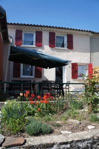 Photo for Gîte Del Païs village house between mountain and Provence NEW