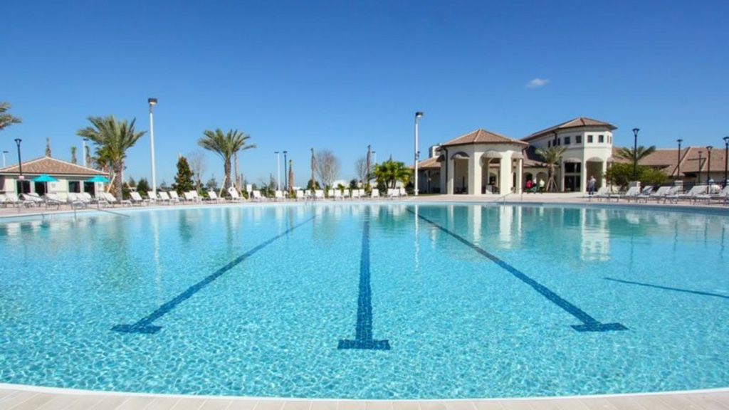 """""""You and Your Family can Rent a Luxury Home with Pool – 9028"""" - Six Bedroom Villa, Sleeps 12"""