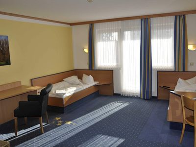 Photo for Double Room TWIN (1) - sleep & go Hotel Magdeburg GmbH