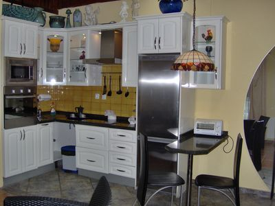 Photo for Apartment to the street with big kitchen