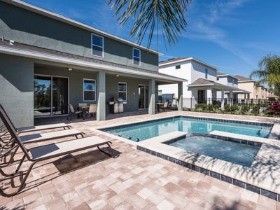 """Photo for """"How to Rent Your Own Encore Club Pool Home – Encore 6410"""" - Eight Bedroom Villa, Sleeps 16"""
