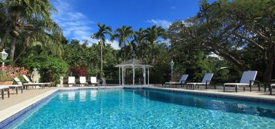 Photo for Villa Vistamar  - Within the exclusive Sandy Lane Estate on the west coast of Barbados.