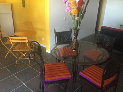 Photo for 1BR Apartment Vacation Rental in Sainte-Marie