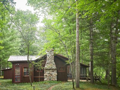 River-Front Cabin Fish/Bird/Hike/Float/Tube