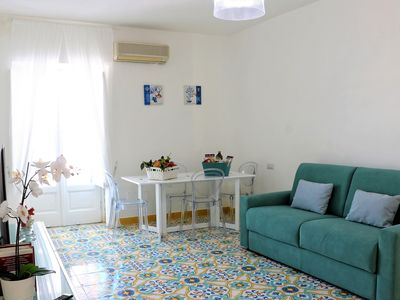 Photo for The Nereide Home Deluxe in the center of Sorrento