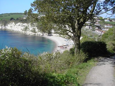 Photo for Quaint Seaside Escape,  just 2 minutes walk to the beach.