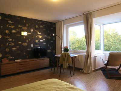 Photo for Explorer apartment, retreat in the city