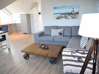 Photo for Maritime apartment for 4 people near the center with Wi-Fi and parking, Andreas-Nielsen-Str. 12, W3
