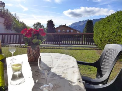 Photo for Apartment Valdor in Crans-Montana - 2 persons, 1 bedrooms