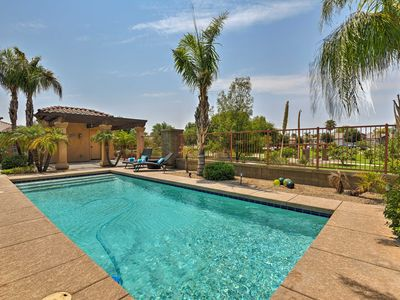Photo for Luxury Litchfield Park Home w/ Private Lap Pool!