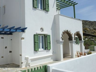 Photo for 2BR Apartment Vacation Rental in Ormos Agiou Ioanni
