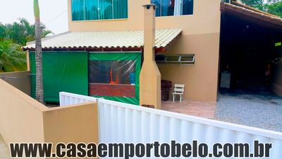 Photo for HOUSE IN PORTO BELO, COMFORTABLE AND ECONOMIC, EXCELLENT LOCATION