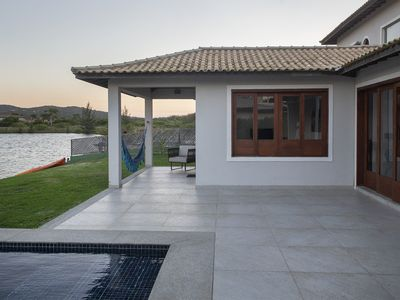 Photo for Beautiful house with four suites, in the most beautiful condominium in Búzios