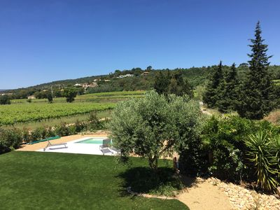 Photo for Bastide between sea and countryside in Grimaud - Golf Saint Tropez
