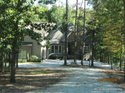 Photo for Lake Front, Quiet, Private cove on 4.75 acres, Canoe, 2 Kayak, boat docks