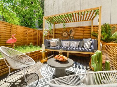 Photo for KLEIN SWEET HOME // Amazing Garden Terrace
