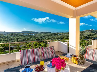 Photo for Spacious and bright house with beautiful views