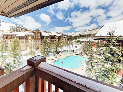 Photo for 3BR w/ Pool, Hot Tubs, Game Room, Fitness Center & Balcony w/ Gorgeous Views