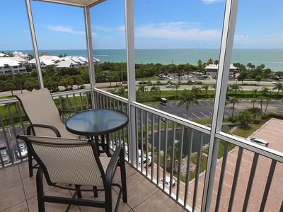 Photo for Lovely Sunset & Beach Views! Bonita Beach & Tennis 3806