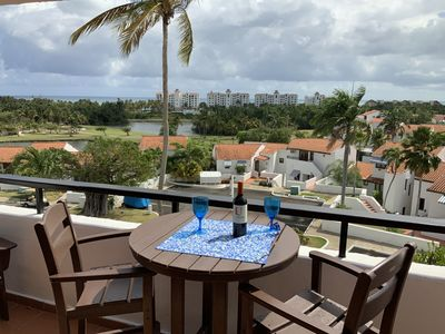 Photo for Fabulous 1 Bedroom Ocean View Villa In Rio Mar Wyndham Resort