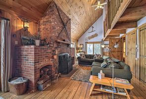 Photo for 4BR Cabin Vacation Rental in Montgomery, Vermont