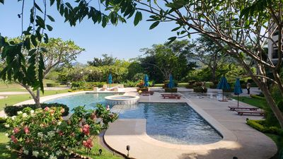 Photo for Fully remodelled 4br condo w/ incredible ocean views in stunning Reserva Conchal