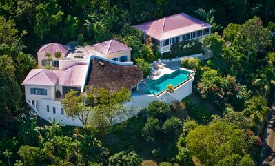 Photo for AVAILABLE FOR NEW YEAR HOLIDAYS Exotic Villa with Gorgeous Ocean Views.....
