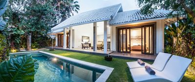 Photo for Villa 2 Bedrooms, 2 Bathrooms Private Pool & 15min from Seminyak