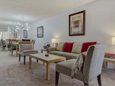 Photo for Cozy Villa Condo is suitable for vacation,a business trip, or a weekend getaway