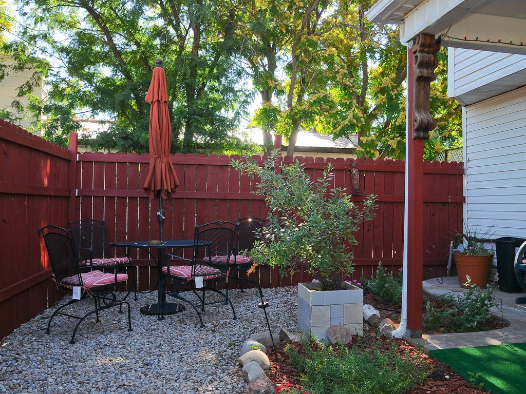 dog friendly downtown delight with backyard vrbo