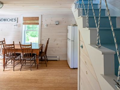 Photo for Walk to Beach, Lighthouse & Harbor; Charming Year-Round Cottage on Marshall Pt
