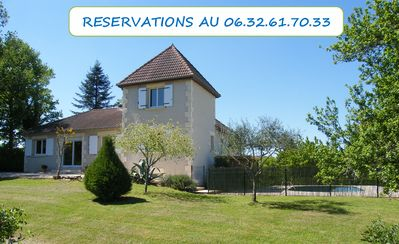 Photo for AIR-CONDITIONED VILLA WITH PRIVATE POOL IN THE FAMOUS PERIGORD REGION