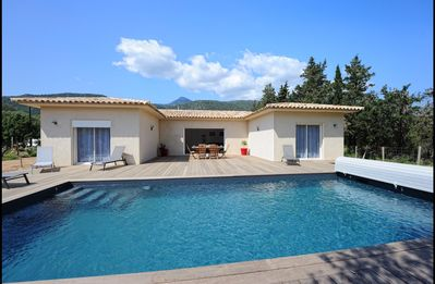 Photo for Beautiful recent villa 15 minutes from the beaches