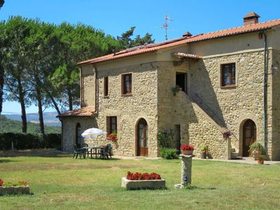 Photo for Apartment L'Antica Quercia (PNC192) in Pomarance - 4 persons, 2 bedrooms