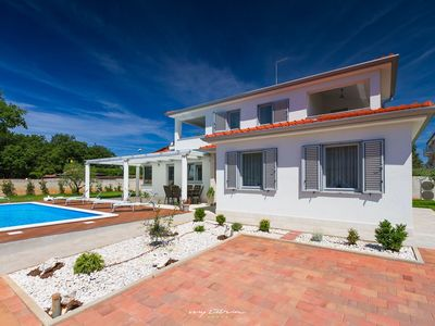 Photo for Family villa in Umag with private pool