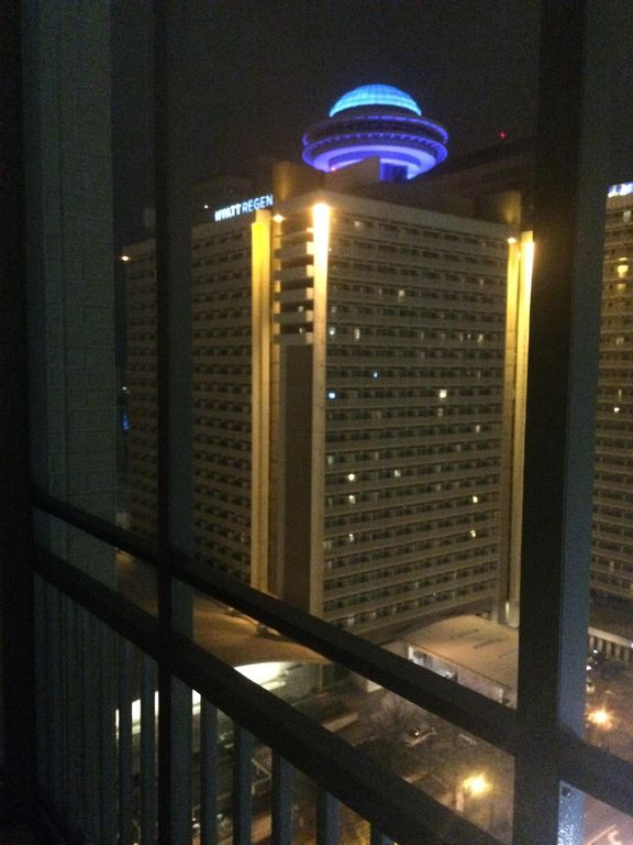 17th floor in the heart of hotlanta free