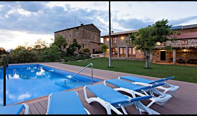 Photo for 7 bedroom Villa, sleeps 18 with Pool and FREE WiFi