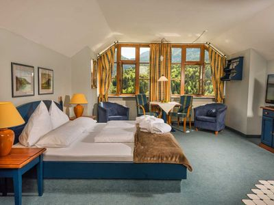 Photo for Double room with breakfast - MONDI-HOLIDAY Grundlsee Lake View Hotel ****