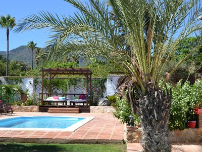 Photo for Villa Andaluza with private pool and garden