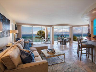 Photo for Hawaii Life Presents Updated 2BR/2BA 6th Floor Unbeatable Oceanfront Location