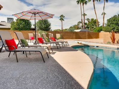 Photo for BEAUTIFUL SCOTTSDALE 4BR + HOT TUB/POOL TABLE!