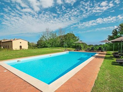Photo for 2BR Apartment Vacation Rental in San Ruffino, Toscana