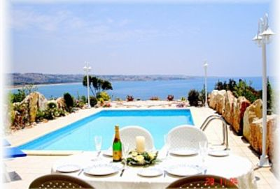 Photo for Luxury Beach Front Villa with Private Pool   Sat TV   &   WiFi