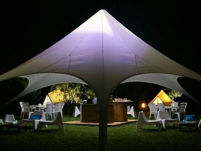 Photo for Lodge tents by the sea