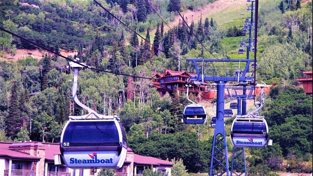 Stay with Steamboat Springs for a mountain of fun!