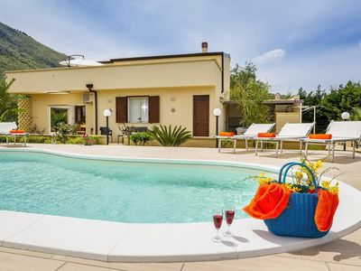 Photo for Holiday house Castellammare del Golfo for 1 - 9 persons with 4 bedrooms - Holiday house