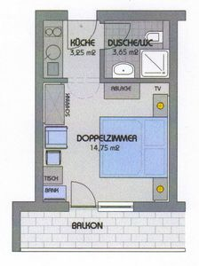 Photo for Apartment for 2 persons Nr. 6 - Apart Stotter