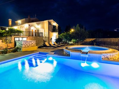 Photo for Family friendly house with a swimming pool Kremena, Neretva Delta - Ušće Neretve (K-15701)