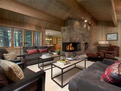 Photo for 5bd/4.5Ba Moose Hideaway: 5 BR / 4.5 BA homes and cabins in Teton Village, Sleeps 10