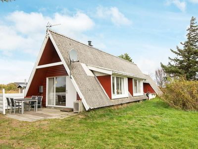 Photo for Rustic Holiday Home in Rømø with Large Terraces